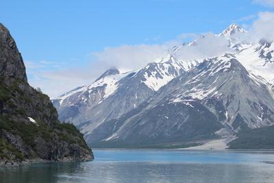 Southbound Inside Passage, Alaska