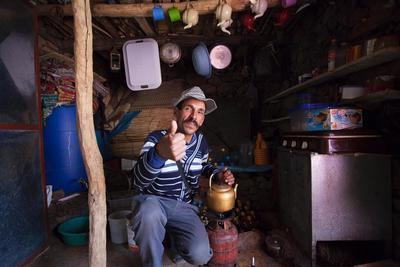 Morocco Tea seller