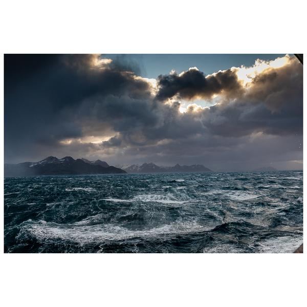 storm Southern Seas - Antartica