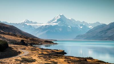 Mt Cook - NZ