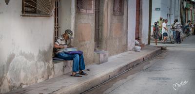 Life goes on - Cuba