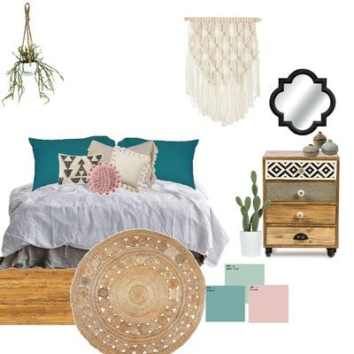 Cottage Bedroom Reno