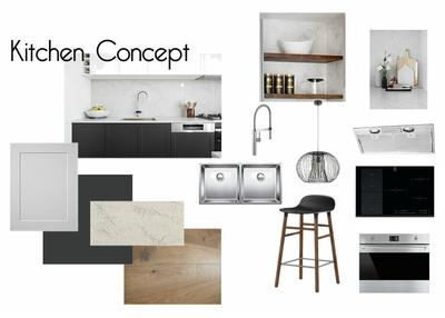 Beaconsfield Project: Kitchen Mood Board Proposal