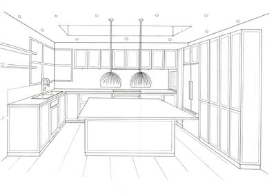 Beaconsfield Project: Kitchen Proposal