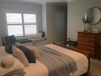 Pakenham Project: Master Bedroom Styling