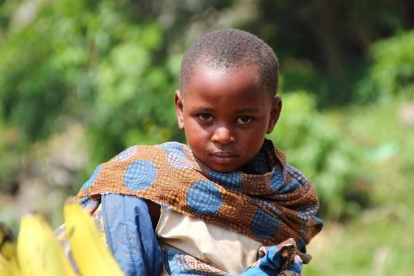 Kind in Uganda