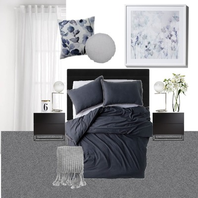 Archibald St Bedroom Concept