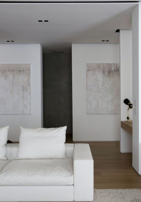 Wall space dividers