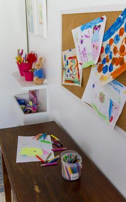 Artist's corner