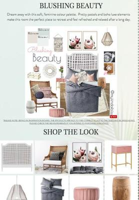 My Kind of Bliss Website- Shop the Look