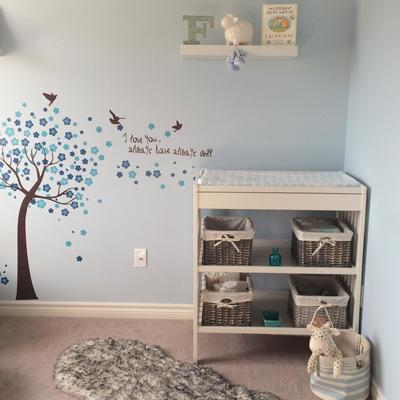 Nursery/kid bedroom design