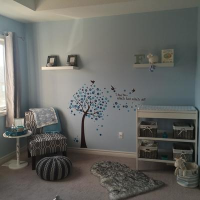 Nursery/kid bedroom