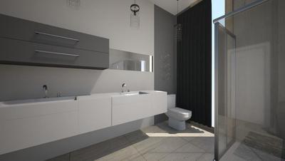 Modern Bath 2