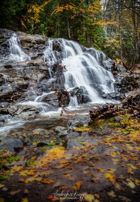 Robertson Cliff Waterfall